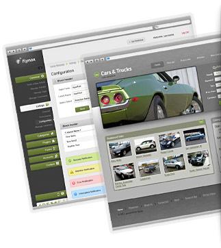 اسکریپت فروشگاه آنلاین اتومبیل