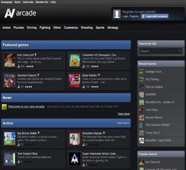 اسکریپت AV.Arcade نسخه 5.5.0