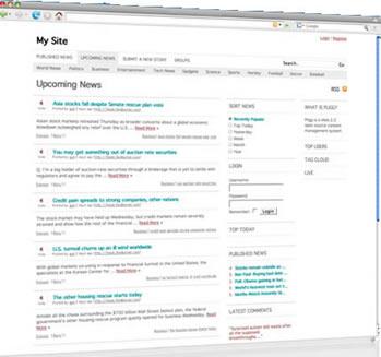 دانلود pligg cms نسخه 1.2.0 سیستمی شبیه سایت بالاترین